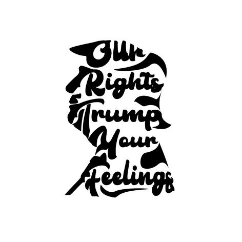 Trump Feelings - Culture Apparel Project