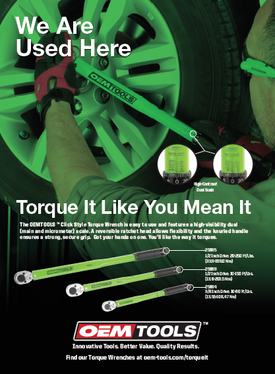 Torque Wrench Ad