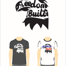 Freedom Built - Culture Apparel Project
