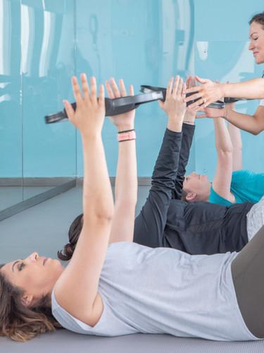 Rehabilitation pilates - Balance
