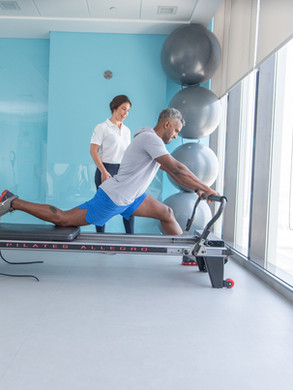 Clinical Reformer session
