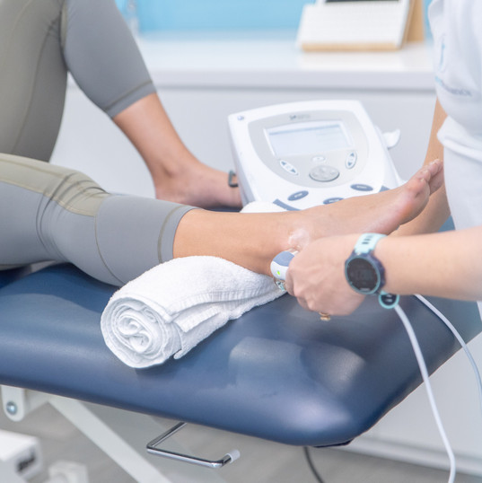 electrotherapy ultrasound treatment