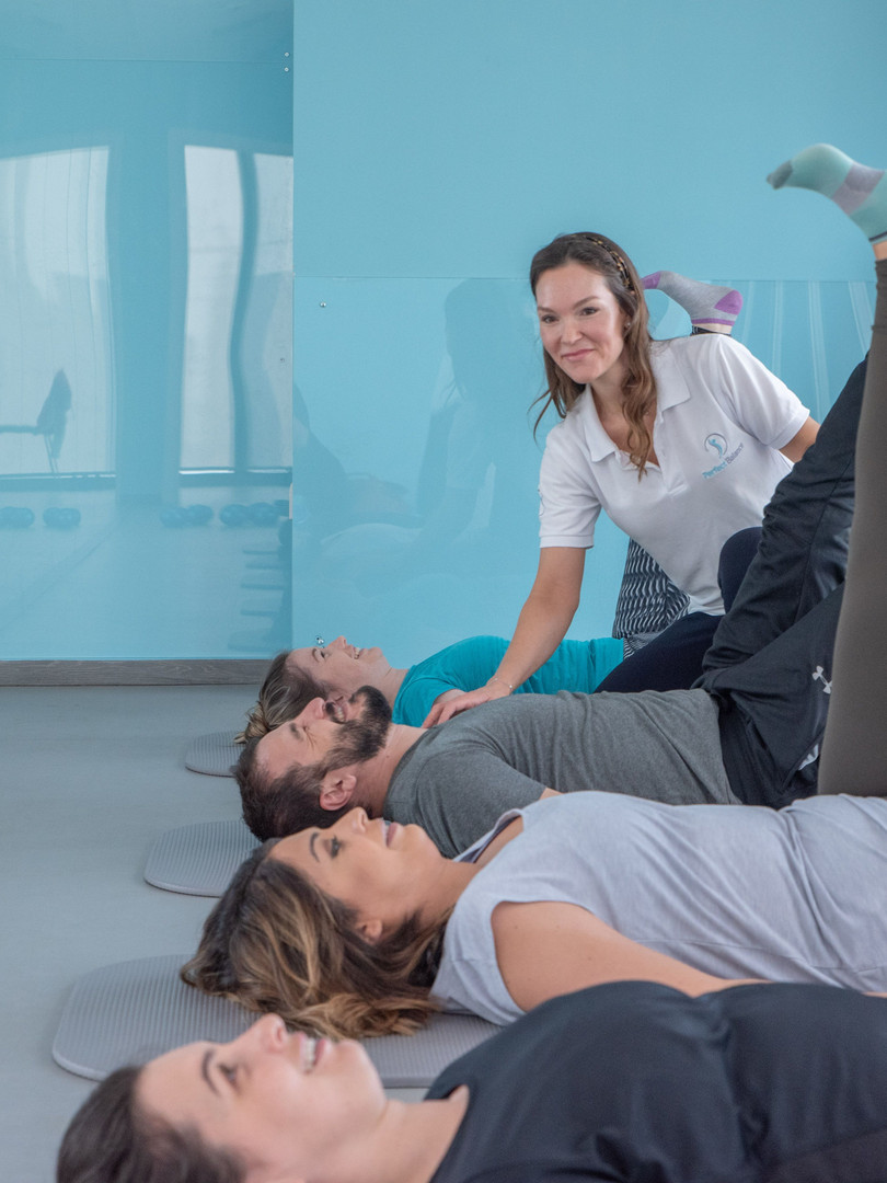 Rehabilitation pilates 4