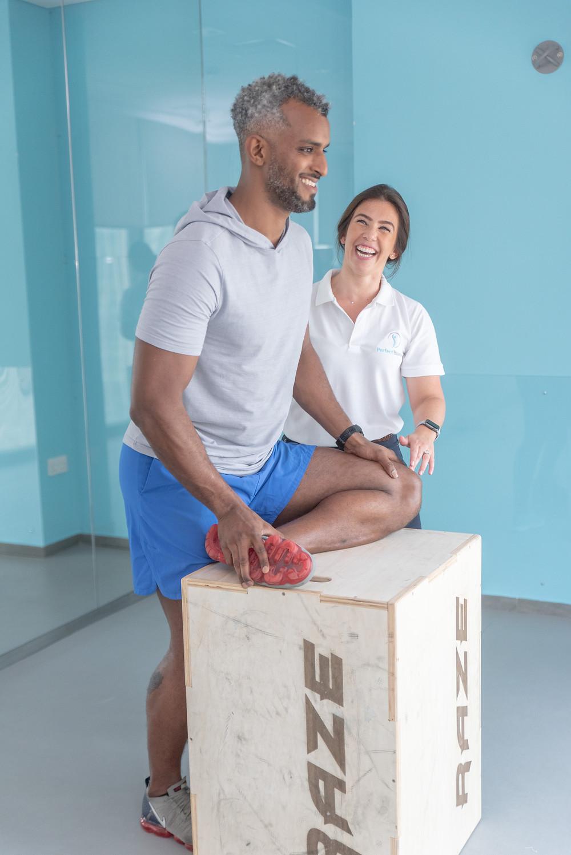 physiotherapist in Abu Dhabi