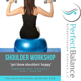 shoulder pain physiotherapy treatment