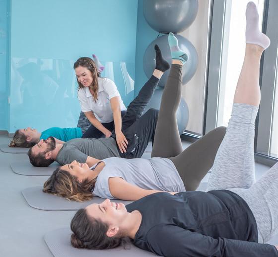 Why men should do Pilates...
