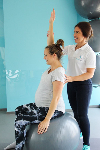 Prenatal physiotherapy