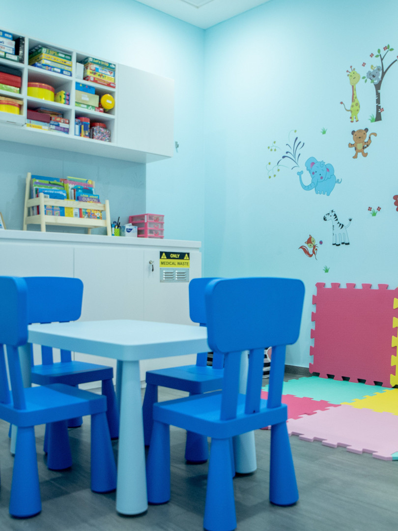 Speech and language therapy Reem Island
