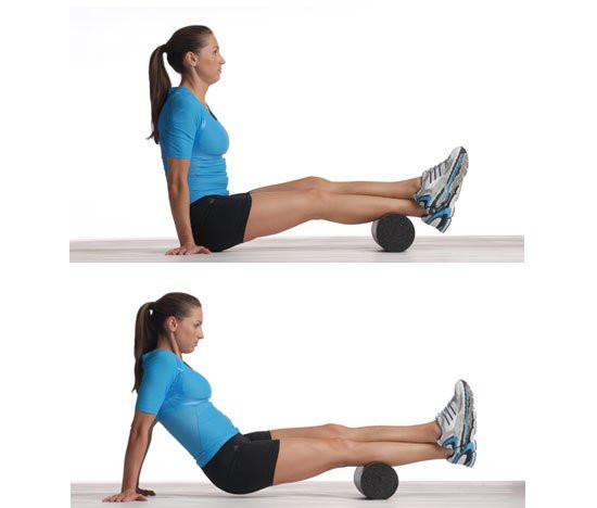 Self Myofascial Release with foam rollers or trigger point balls