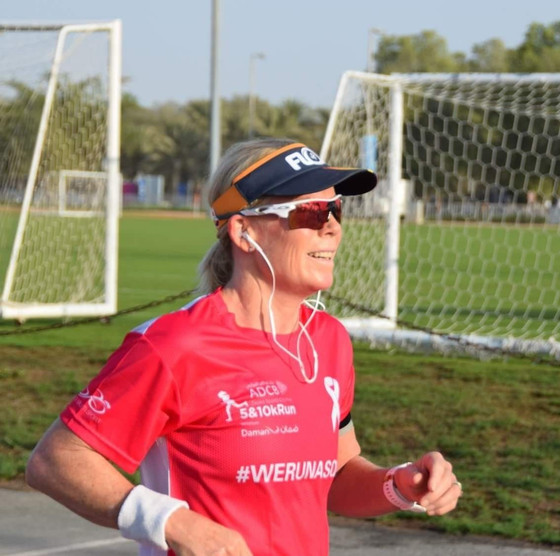 Interview with athlete: Joanne Norman