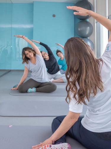 Rehabilitation pilates 6