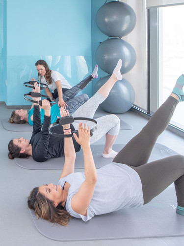 Rehabilitation pilates - 2