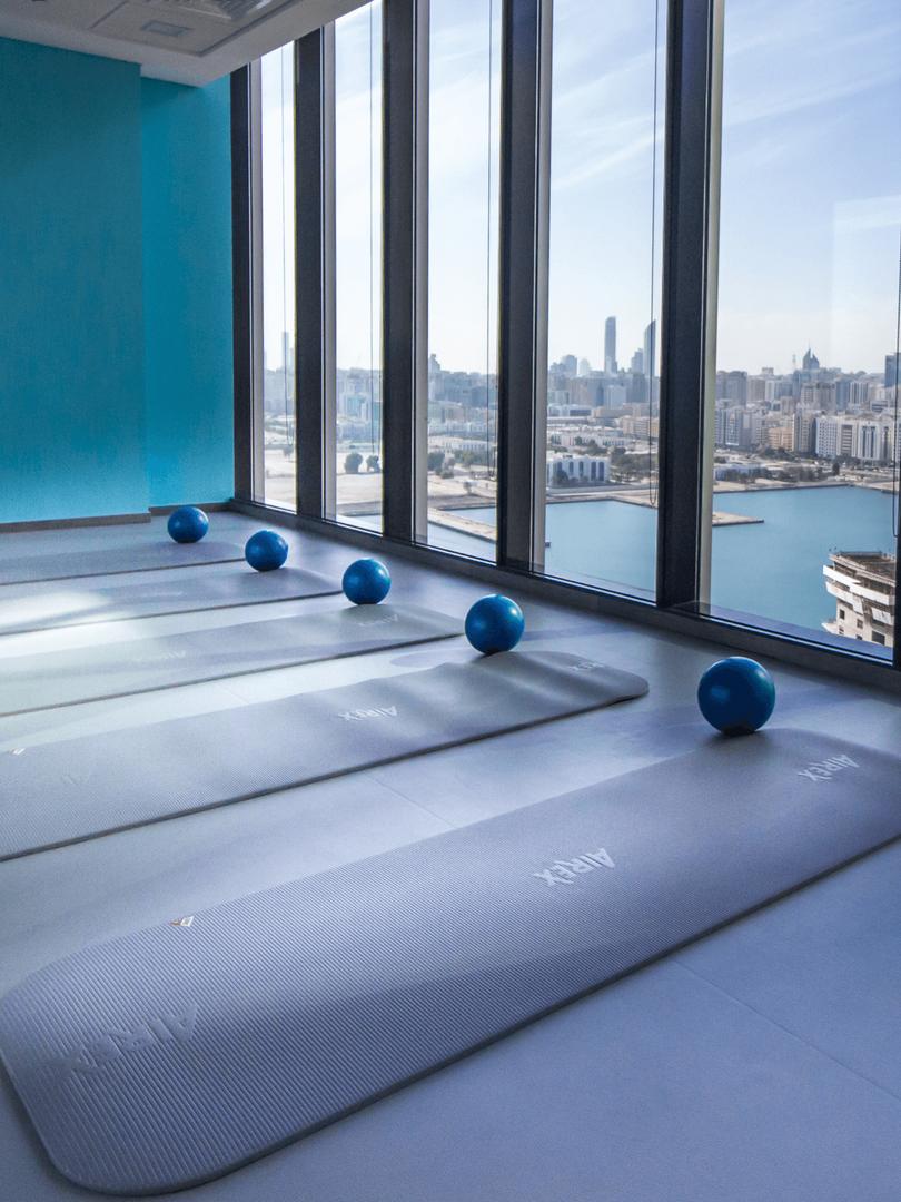 Rehabilitation pilates - Assessment room
