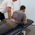 lower back manual therapy