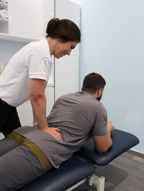 Manual Therapy - Lower Back Pain