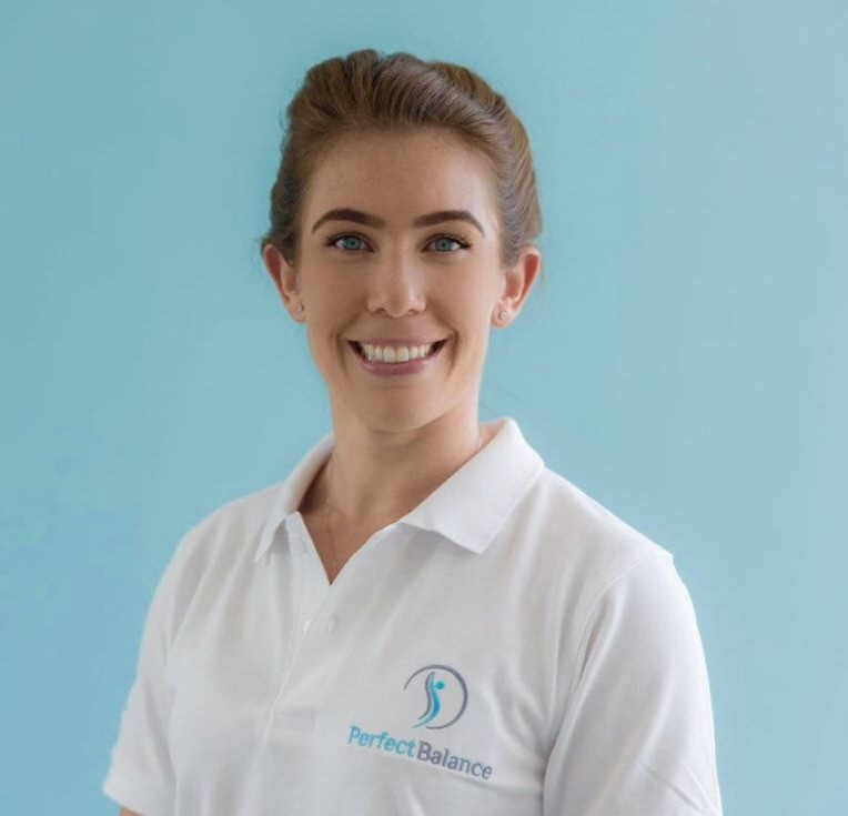 Amy Gilbert - Head of Physiotherapy