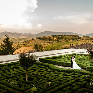 Victoria and Bradley - Tuscany