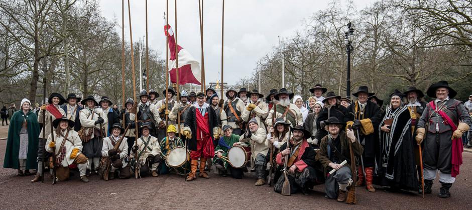 Whitehall March
