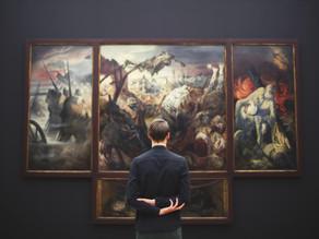 為藝術而瘋狂、為美麗而哭泣 - 「司湯達症候群」