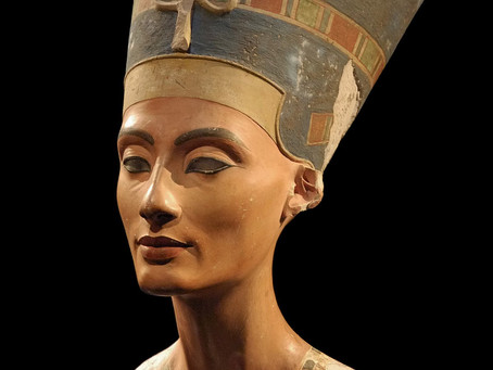 尼羅河最美的女王、圖坦卡門的繼母