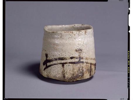 國寶級志野橋文茶碗與橋姬傳說