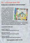 annonce  Cante Conte L'Interview  printe