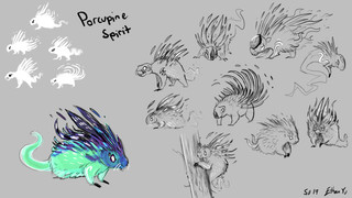 porcupinespiritsketches.jpg