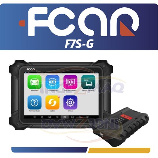 FCAR F7S-G