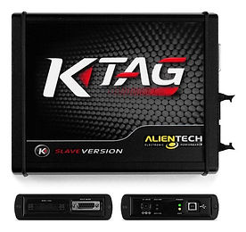 Genuine-Alientech-KTAG-Slave-ECU-Remappi