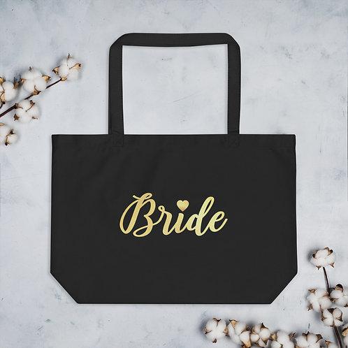 Bride Heart Tote
