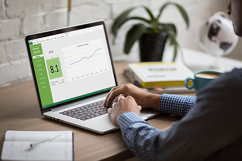 KPI Scorecard Template