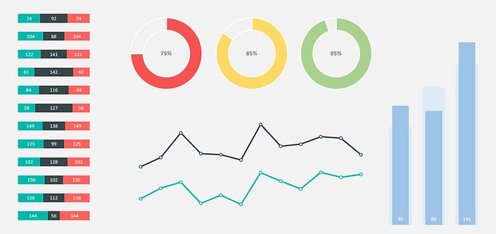 Excel Preset Chart Templates