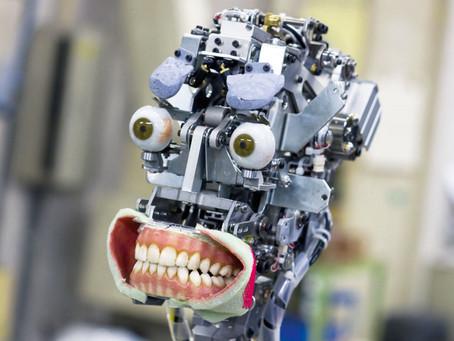 """Robots & autonomous delivery is the """"near"""" future."""