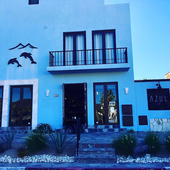 places to eat in nopolo / loreto bay, food, restaurants