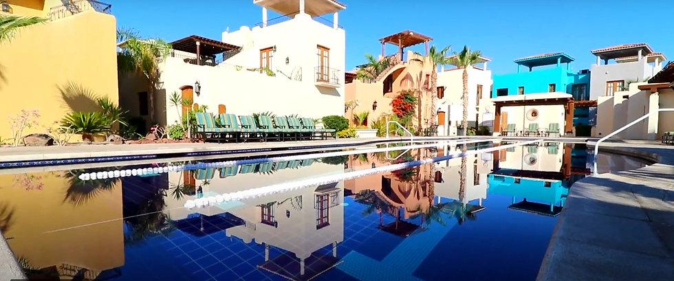 Lap pool, loreto bay, hoa
