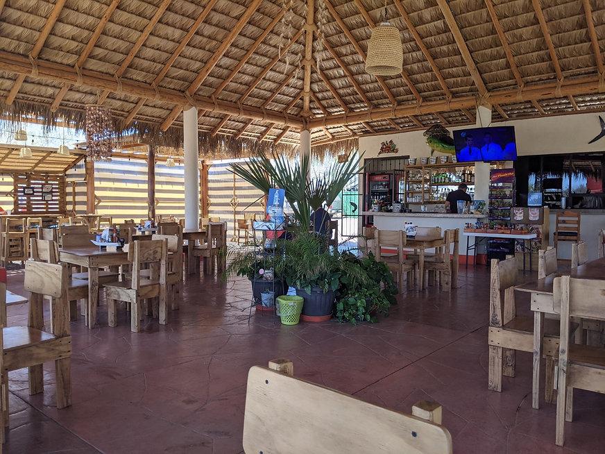 Restaurant Palapa San Telmo, Loreto