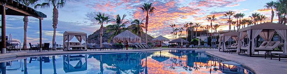 Hotel loreto Bay