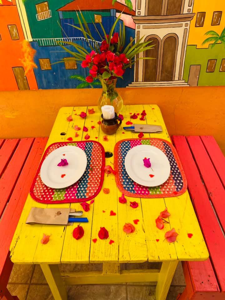 El Nectar Loreto Bay, Restaurant, places to eat, El Nectar Menu, Pictures, Reviews, Nopolo