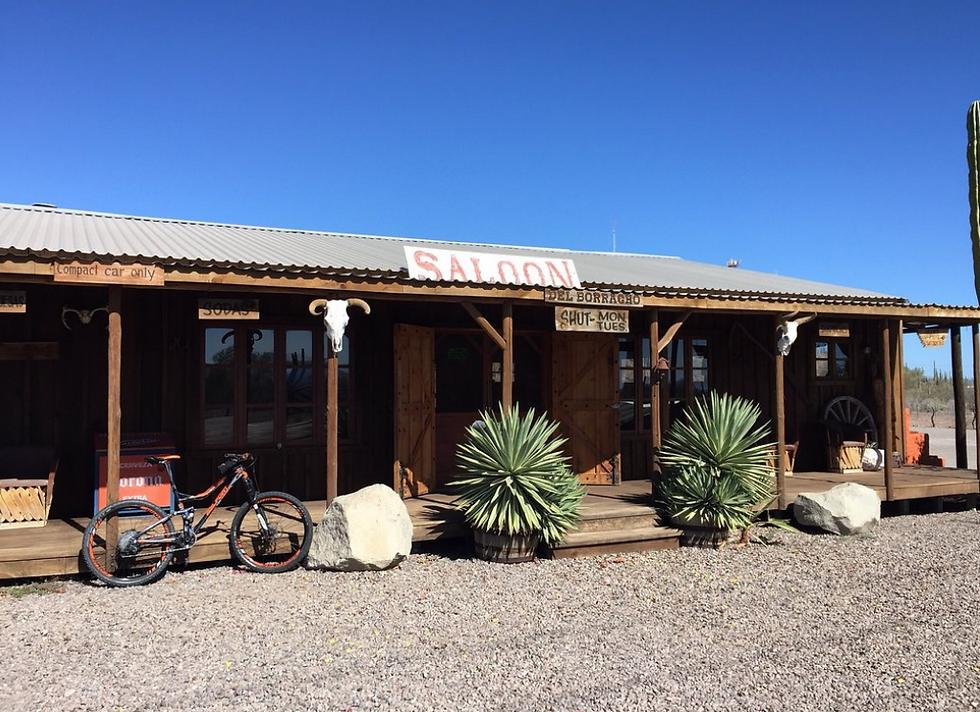 Del Barracho Saloon, Outside View, Loreto, Nopolo, Restaurant, Bar