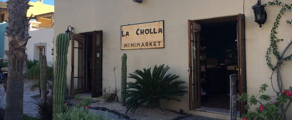 loreto bay la cholla mini market
