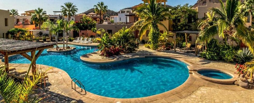 loreto bay pool