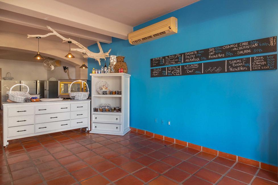 Le Bisro Loreto Bay, Nopolo, Restaurant