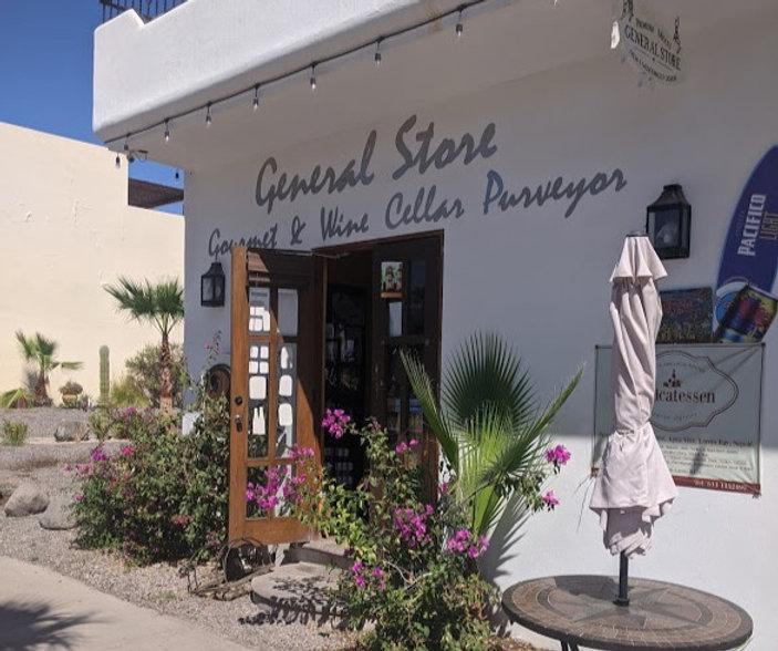 Pedro's General Store, Loreto Bay, Nopolo