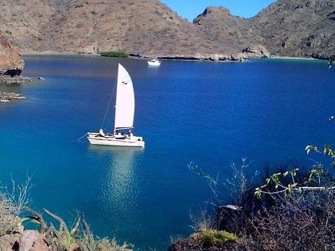 Catamaran tours, Loreto, Catamaran, tours