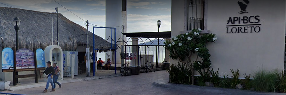 loreto marine park passes, place to buy passes