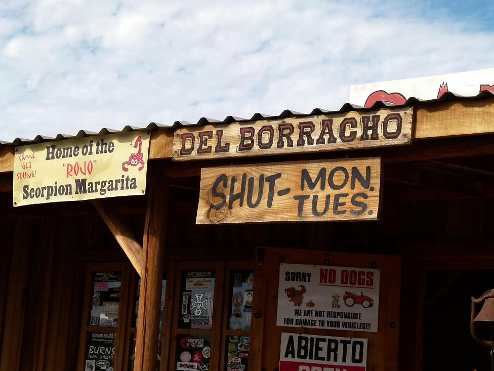 Del Barracho Saloon, Building, Loreto, Nopolo, Restaurant, Bar