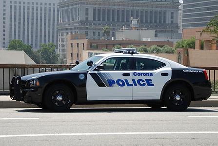 Corona Car accident attorney