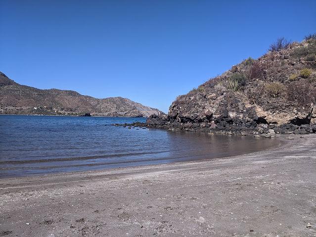 best beaches in loreto