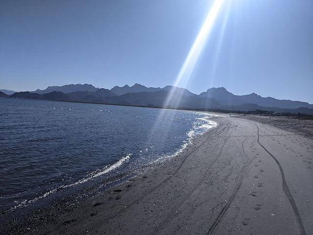 Best beaches in loreto, mexico