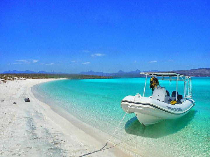 Isla Coronado, tours, panga, costs, Loreto, Islands of Loreto